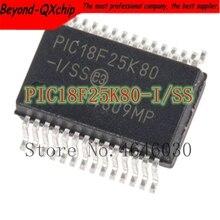 Бесплатная доставка 10 шт./фотография/SS 18F25K80 I/SS PIC18F25K80 18F25K80 SSOP