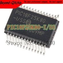 Freeshipping 10 pcs/PIC18F25K80 I/SS 18F25K80 I/SS SSOP 18F25K80 PIC18F25K80