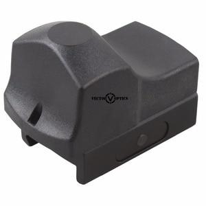Image 3 - Vector Optics Sphinx 1x22 Auto Helligkeit Kompakte Red Dot Anblick Arzt 3 MOA 9mm Pistole 12ga Shotgun reflexvisier