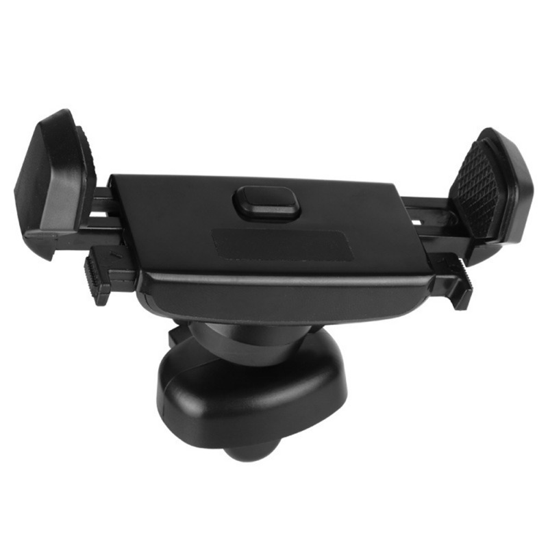 Car Phone Holder Car Air Outlet Dedicated 360 Degree Adjustment Automatic Lock Clamping Mobile Phone Holder For IphoneX(China)