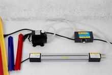 """1 Unidades 49 """"(125 cm) placa de Plástico Acrílico de Plexiglás Máquina de flexión DEL PVC Caliente Dispositivo de Flexión Publicidad signos y caja de luz"""