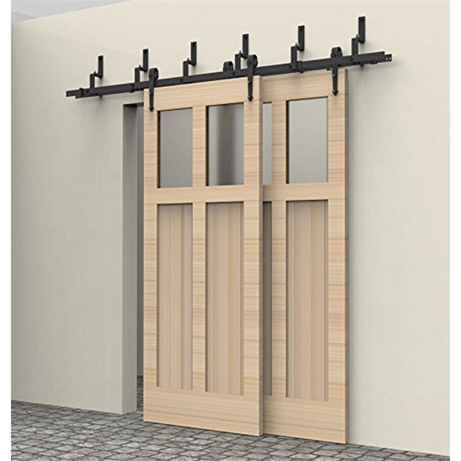 design kit winsoon doors t modern bypass reference hardware barns barn door track formed sliding
