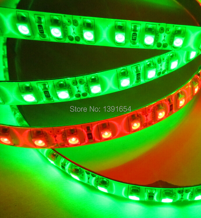 Free Shipping 25M IP65 Waterproof 3528 LED strip Light 24V Tape light 600leds DC 12V white warm white red blue yellow led light