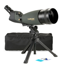Visionking 30 90x100 Wide Angle Spotting Scope Bak4 Waterproof Big Vision HD Monocular Telescope For Bird watching Hunting