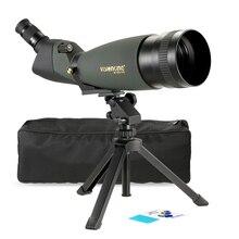Visionking 30 90x100 szeroki kąt Spotting Scope Bak4 wodoodporny duży Vision HD okular teleskopu dla obserwacja ptaków polowania