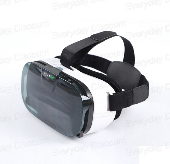 <font><b>FIIT</b></font> <font><b>VR</b></font> 2N Google Cardboard Smart Phone <font><b>Virtual</b></font> <font><b>Reality</b></font> 3D <font><b>Glasses</b></font> Helmet + <font><b>Bluetooth</b></font> Controller Private 3D Movie <font><b>Game</b></font> <font><b>VR</b></font> Box