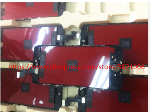 20pcs lot Tian Ma Lcd with Touch for iphone 5s 5c 6 6s 7 8 X
