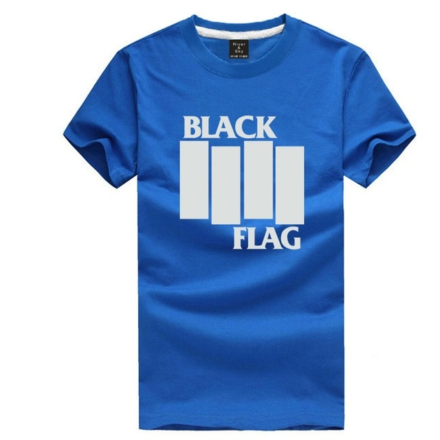 Black Flag Everything Went Black Shirt