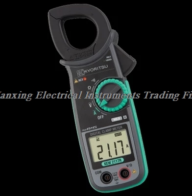 Digital AC Clamp Meter MAX AC1000A Kyoritsu 2117R perfect alternative KYORITSU 2017 !!NEW!! kyoritsu 2017 digital ac clamp meter max ac600a