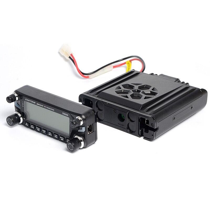 Schema Elettrico Walkie Talkie : Zastone zt d9000 50 w auto walkie talkie 50 km dual band vhf uhf