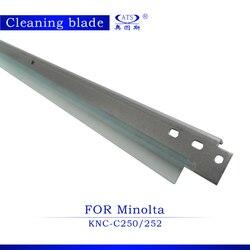 Gorąca sprzedaż 1 sztuk fotokopiarka czyszczenia transferu Blade dla Minolta KNC C250 przeniesienia z roku 252  ostrze do czyszczenia kopiarki części zamiennych
