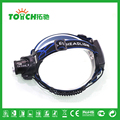 2000 LM Headlams High Powerful CREE T6 Waterproof Headlamp High/Middle/Strobe 3 mode For Outdoor Hunting 18650 Battery 7025