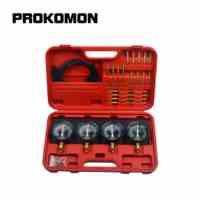 Kraftstoff Vakuum Vergaser Synchronizer Carb sync 4 Gauge Vakuum Balancer Gauge Für Motorrad GS CB KZ XS 550 650 750 850