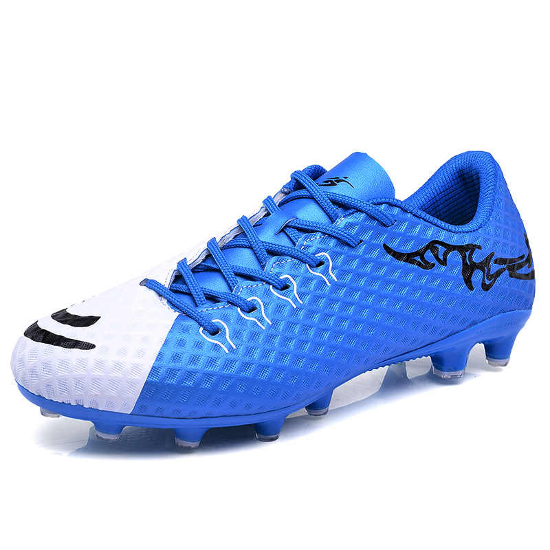 Football Shoes Male TF Flat Bottom
