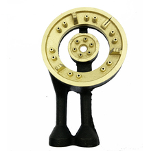 Ordinary desktop gas stove accessories Old  type cooktop 120MM cast iron fire cover burner