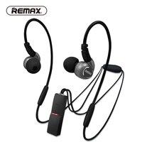 REMAX Neckband Apt-x Thể Thao Bluetooth 4.1 Công Nghệ Tai Nghe Nam Châm Stereo Bass Nặng Chạy Headphone Mặt Dây Chuyền với Mic cho iphone