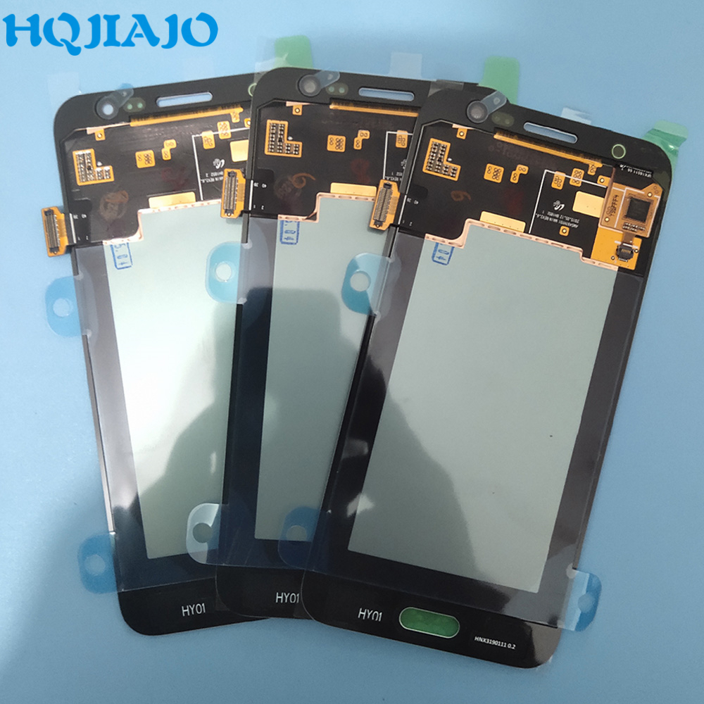 3Piece lot Original LCD Screen For Samsung J500 J5 LCD Display Touch Screen Digitizer For Samsung