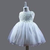 Birthday Wedding Christening Gown Girls Dresses Newborn Princess Clothing Vestido Daminha Casamento 0 2Years Baby Baptism