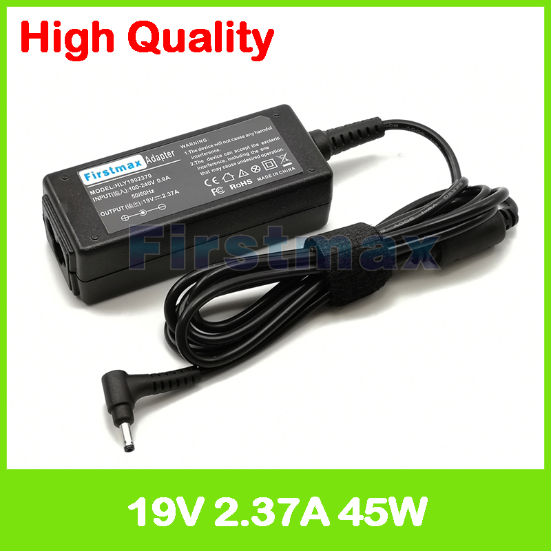 19V 2.37A laptop charger AC power adapter for Medion Akoya P2214T MD99373 MD99430 MD99480 P2213T MD99096 MD99097 MD99115 3.0mm(China)