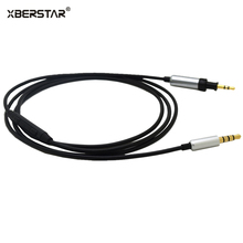 OFC Cable with Remote & Mic for iphone& android phones for JBL J55 J55a J55i J88 J88a J88i headphones
