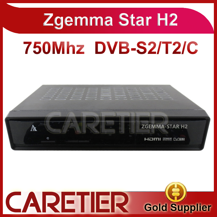 10pcs Zgemma star H2, upgraded from Cloud ibox 3 Satellite