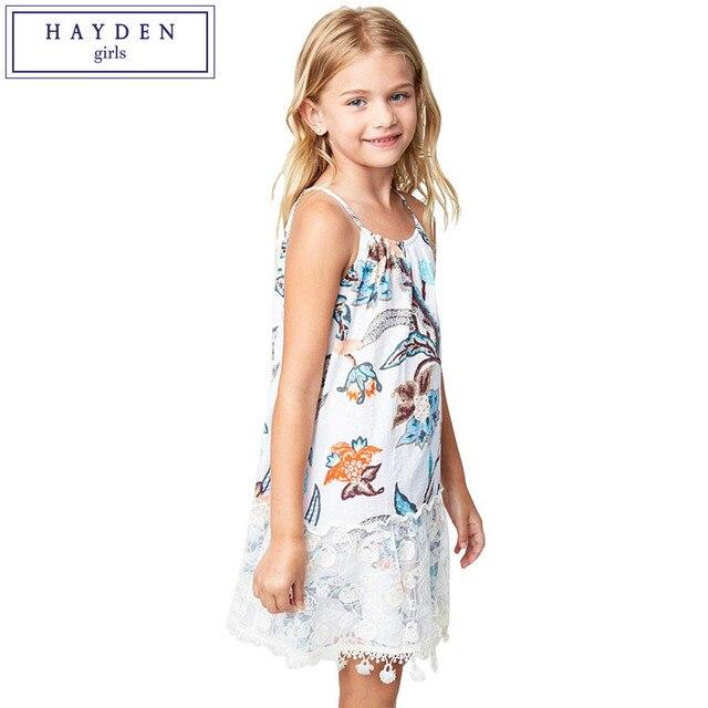 0a83358ff HAYDEN Girls Tank Dress 10 to 12 Years Teens Clothes Summer 2017 ...