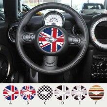 Aliauto volante, centro de automóveis, adesivo e decalque para mini cooper, contador, r50, r52, r53, r55, r56, r57 e r58 r59