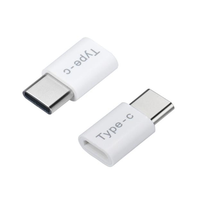 Reliable USB-C to Micro USB Adapter USB-C Type-C To Micro USB Data Charging Adapter For Huawei P9
