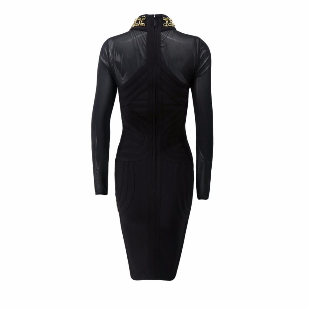cou En longueur Femmes Soirée Arriva Mode Robe Nouveau O Noir 2018 Genou D'été De Gros Dropshipping 2ED9IWHY