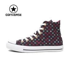 Original  Converse Women's Skateboarding Shoes 535028/535029 Canvas sneakers
