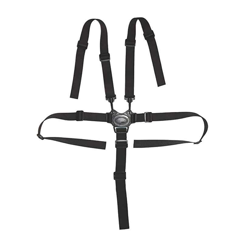 Nuevo Bebé Booster cinturón de asientos Silla de cena asientos para comer cinturón suave Silla de cena portabebés cinturón de seguridad portátil