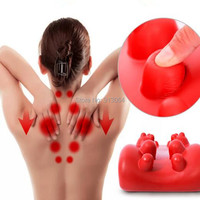 Neck Massage Magic Stretcher Fitness Equipment Stretch Relax Mate Stretcher Lumbar Support Spine Pain Relief Chiropractic