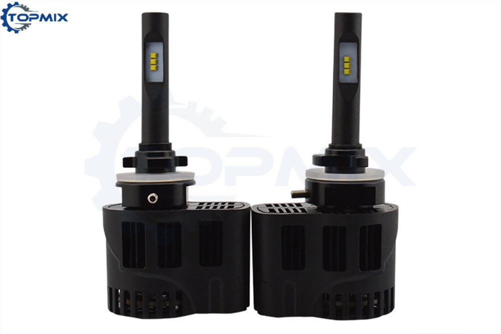H27 880 Car Led Headlight 50W 6400LM High Power ZES LED Car Fog Light Bulb External Light Lamp DRL 3000K/4000K/5000K/6000K