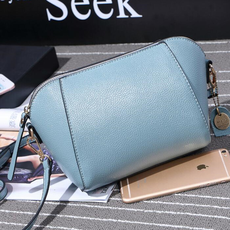 BARHEE 2017 Summer Women Sling Bag Shell Handbag for Girls Women Messenger Bags Ladies Hand Bags