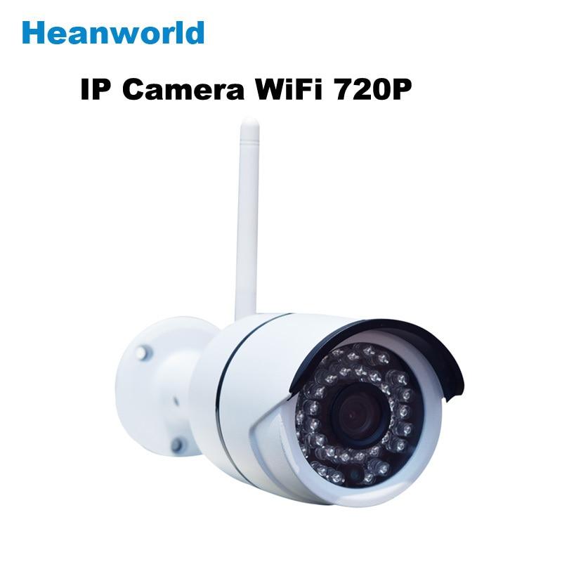 bilder für Wasserdichte Drahtlose Mini Wifi ip-kamera unterstützung micro sd-karte CCTV Webcam Netzwerk Überwachungskamera mit weitwinkel