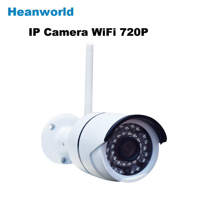 Waterproof Wireless Mini Wifi IP camera support micro SD font b card b font CCTV Webcam