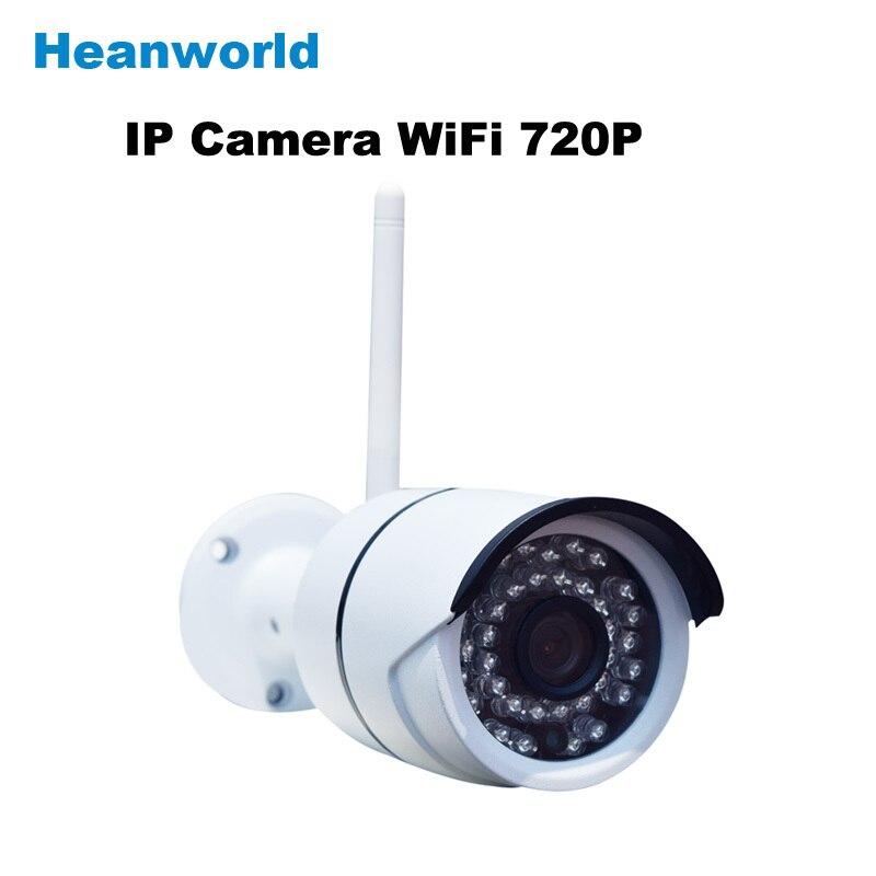 Waterproof Wireless Mini Wifi IP font b camera b font support micro SD card CCTV Webcam