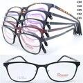 Wholelsale 1812 novo estilo quadrado forma full-rim com nariz silicone pad ultra leve ULTEM óculos quadros frete grátis