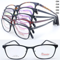 wholelsale 1812 new style square shape full-rim with silicone nose pad ultra lightweight ULTEM eyeglasses frames free shipping