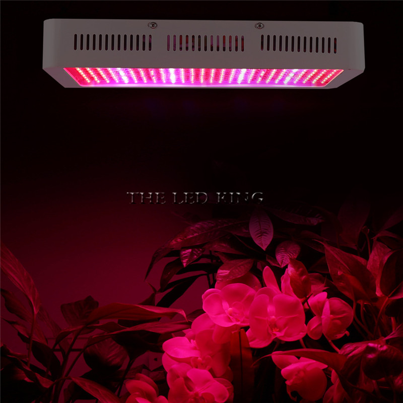 US $32 76 16% OFF|Full Spectrum Led Grow Light 600W 1000W 1600W Red Blue UV  IR Led Growing Lamp For Flowers Phyto Lamp For Plants Led Plant Lamp-in