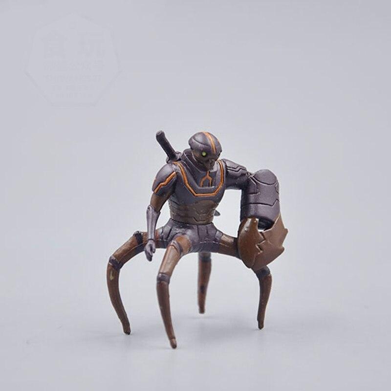 Nagato é capaz de derrotar os 5 Kages ?  4-5-CM-pernas-criança-brinquedos-guerreiro-Mecânico-monstro-alienígena-estranho-figrue-ação-anime-para-a