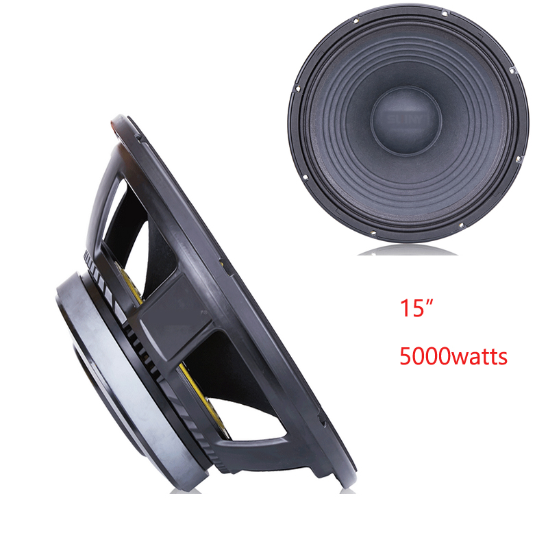 Louder Speakers Home Theatre 10 Inch 10W 10ohm Woofer Hifi Subwoofer Use  Bass 10V Universal Music