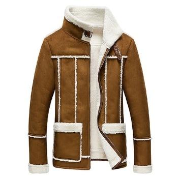 2016 new arrival winter casual wram cashmere jacket men asian size l xl xxl xxxl xxxxl.jpg 350x350