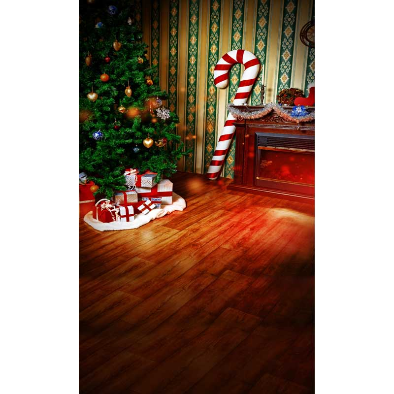Christmas backdrops Customized computer Printed vinyl photography background  for photo studio st-319 in situ detection of dna damage methods and protocols