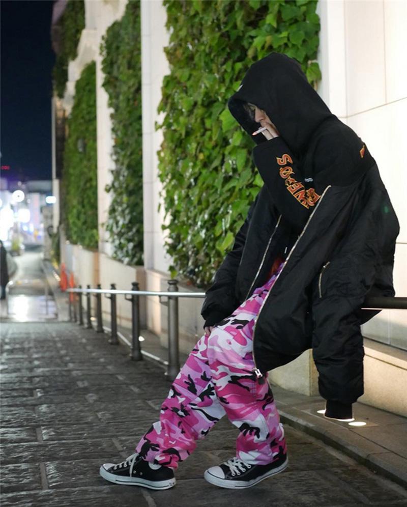 HTB1REWNRFXXXXcFXpXXq6xXFXXXV - FREE SHIPPING Women Camouflage Pants JKP040