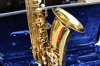 Magnificent Buffet Super Dynaction Tenor Saxophone Reduced Mint Wow Interior Design Ideas Lukepblogthenellocom