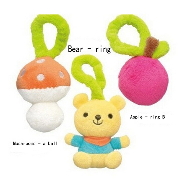 Hangable Baby Plush with Rattles | Infant Toys 2018
