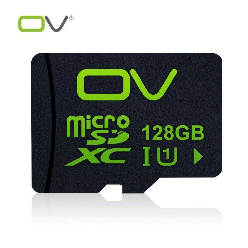 OV 100% Genuine 128GB Micro SD TF Card Class 10 With Original Package memory card mobile phone camera
