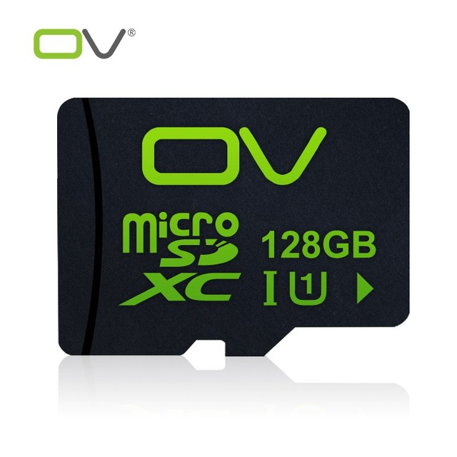 OV 100% Genuine 128GB Micro SD TF Card Class 10 With Original Package memory card mobile phone camera