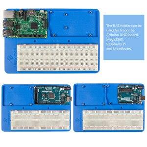 Image 2 - SunFounder Elektronik DIY Süper Başlangıç Kiti V3.0 Öğretici Kitap Arduino UNO için R3 Mega 2560 (kontrol panosu dahil değildir)